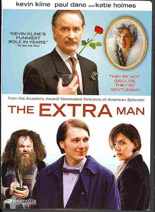 EXTRA MAN BY KLINE,KEVIN (DVD)