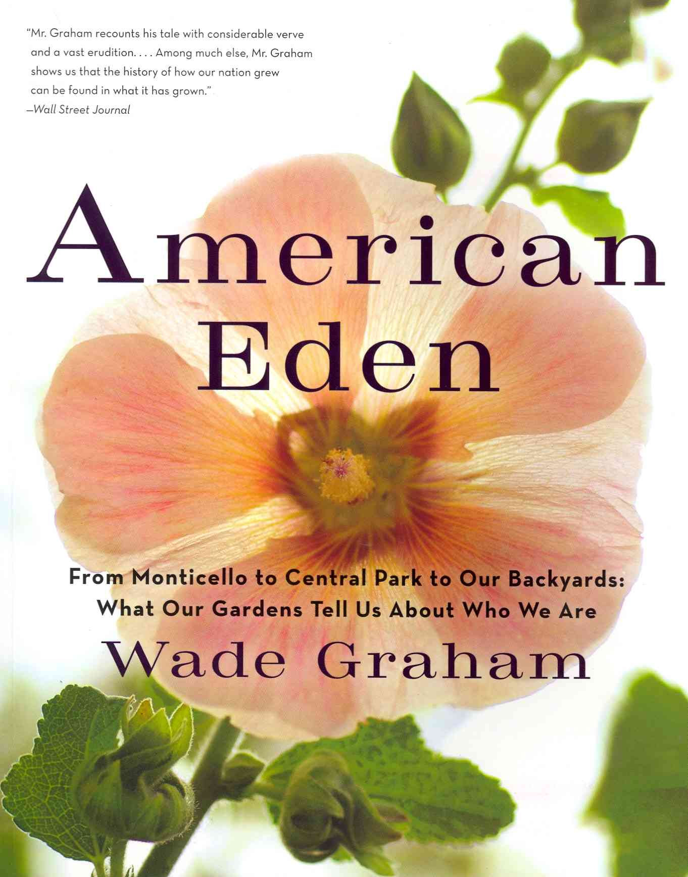 American Eden By Graham, Wade